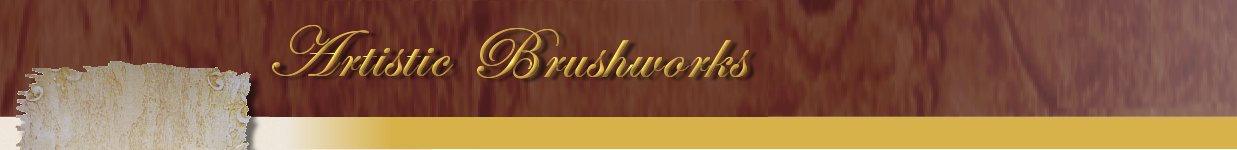 Artistic Brushworks - Home of Faux Finishing, Stenciling and Custom Artwork for Interior Designs and Home Decorating