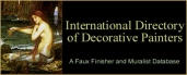 International Directory of Decorative Painters